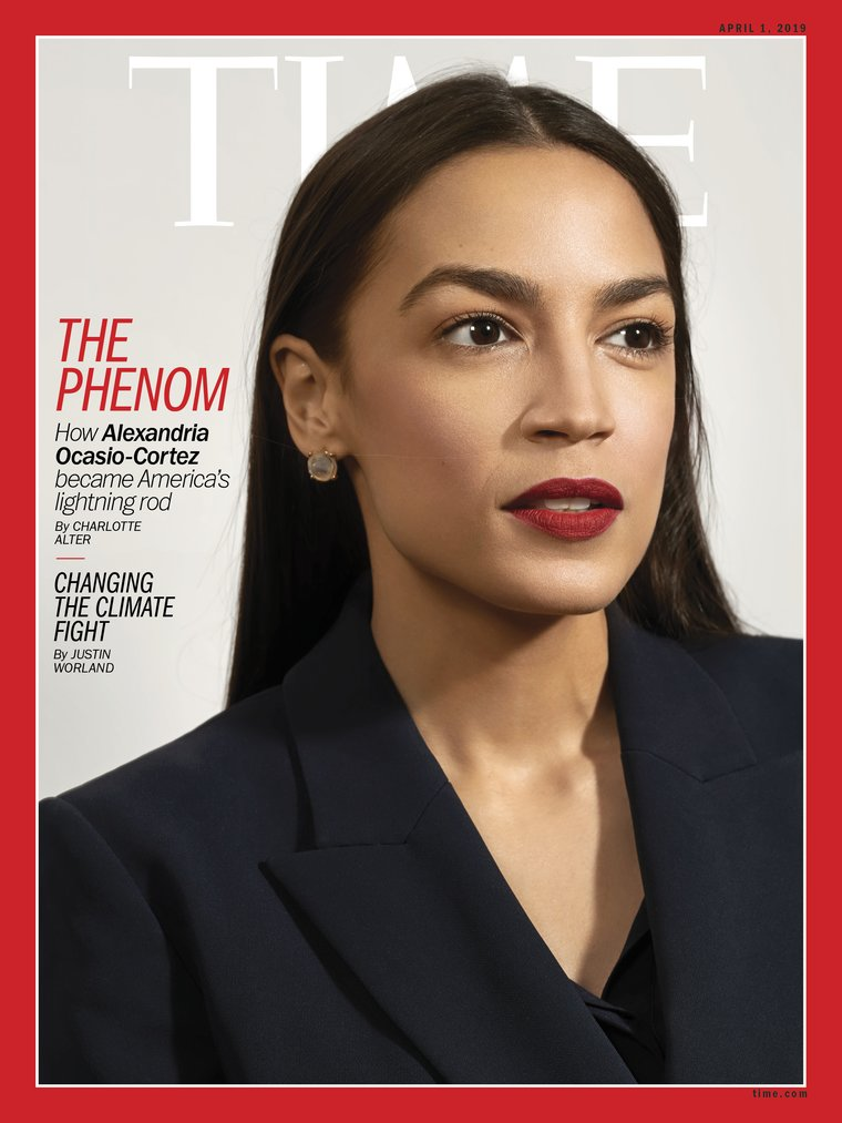AOC time cover
