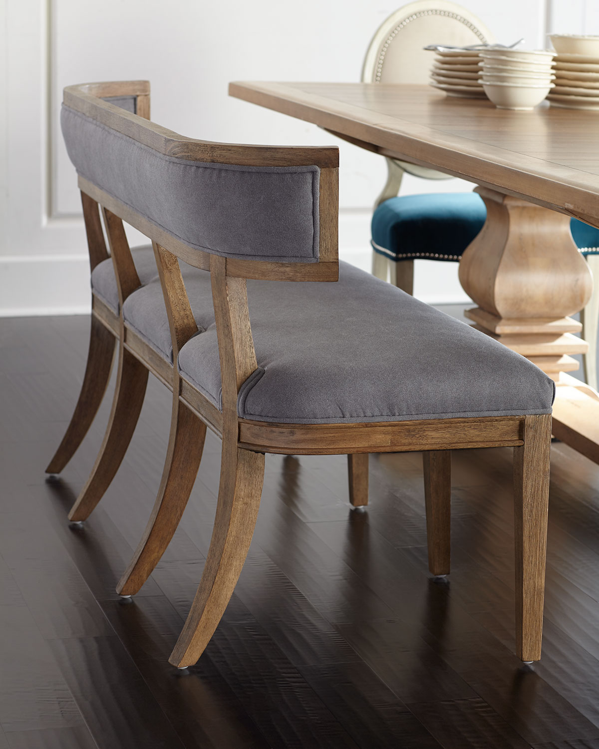 dining banquette sofa
