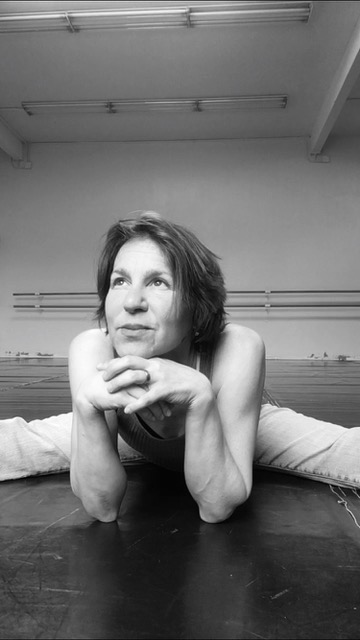 yoga podcast for moms and women over 50