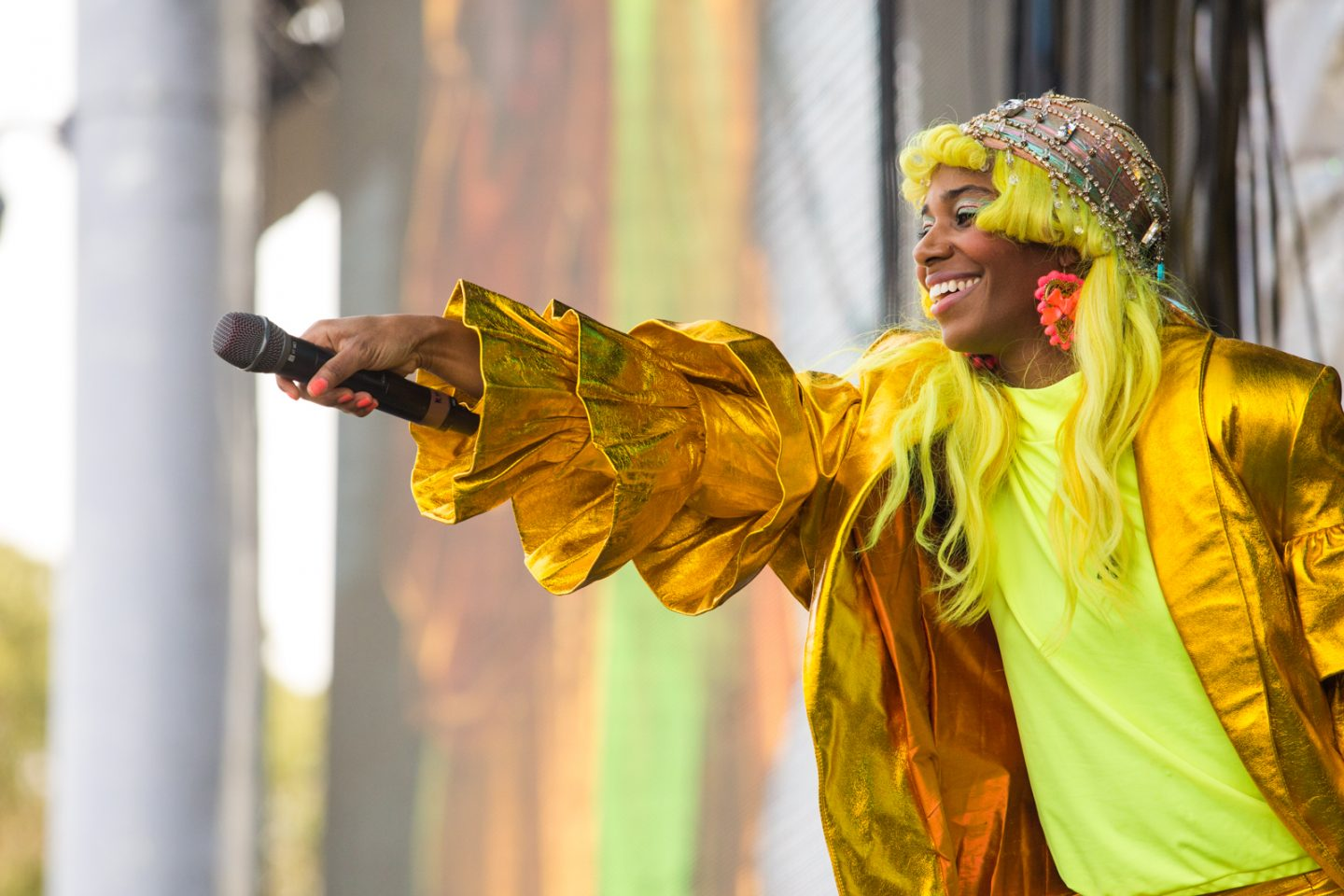 Santigold outside lands 2019