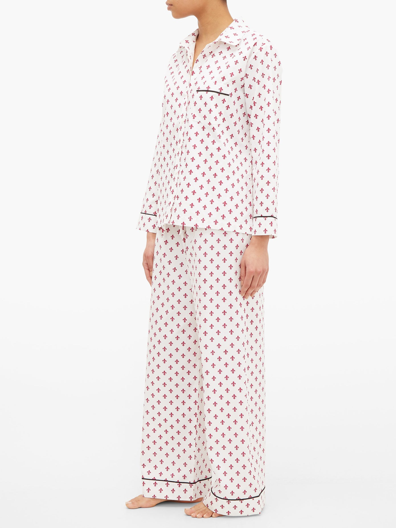 cotton women's pajamas