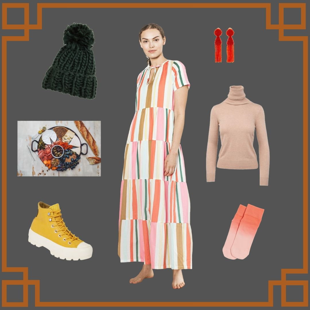 what if charcuterie were an outfit