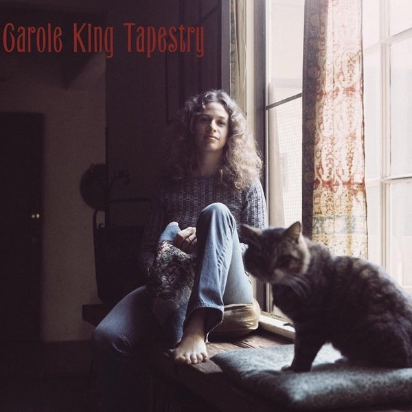 caroleking Tapestry cover