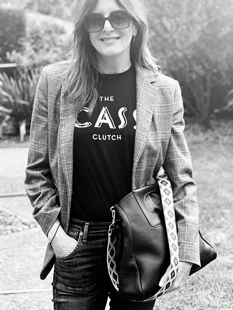 Debra Szidon, The Cass Clutch founder