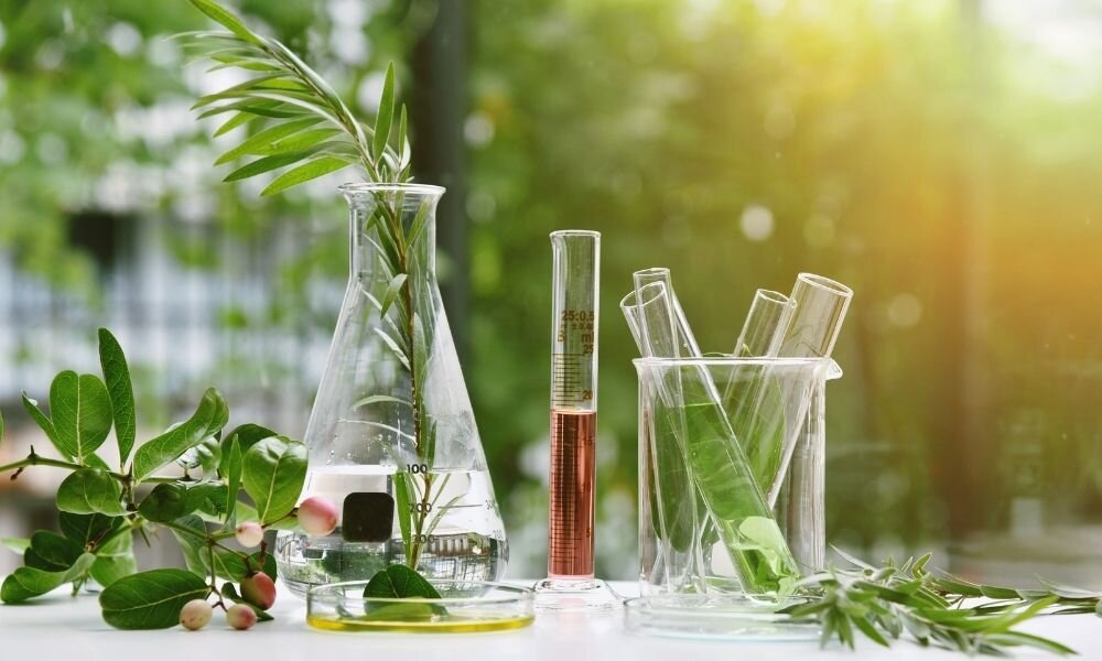 ethanol extraction essential oils
